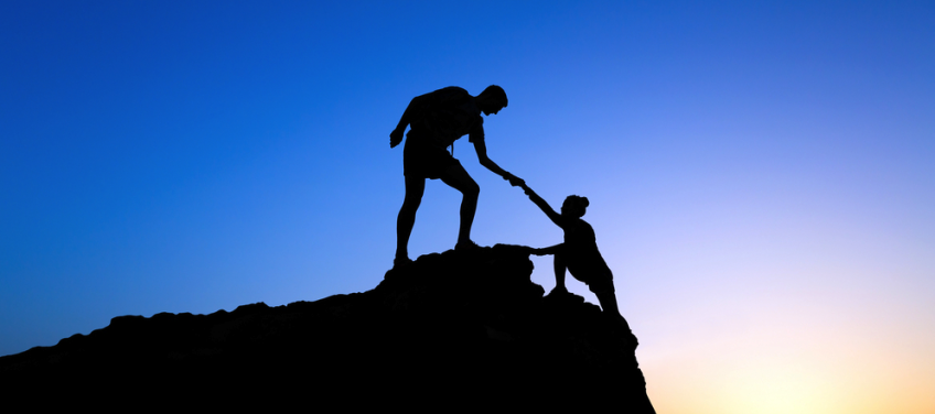 Lifting Others Above Ourselves