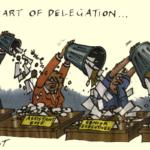 Delegating or Dumping?