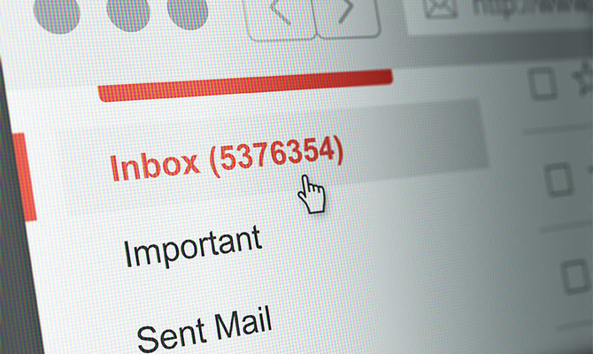 Productivity Hack: 5 easy steps to catch up on email after returning from vacation