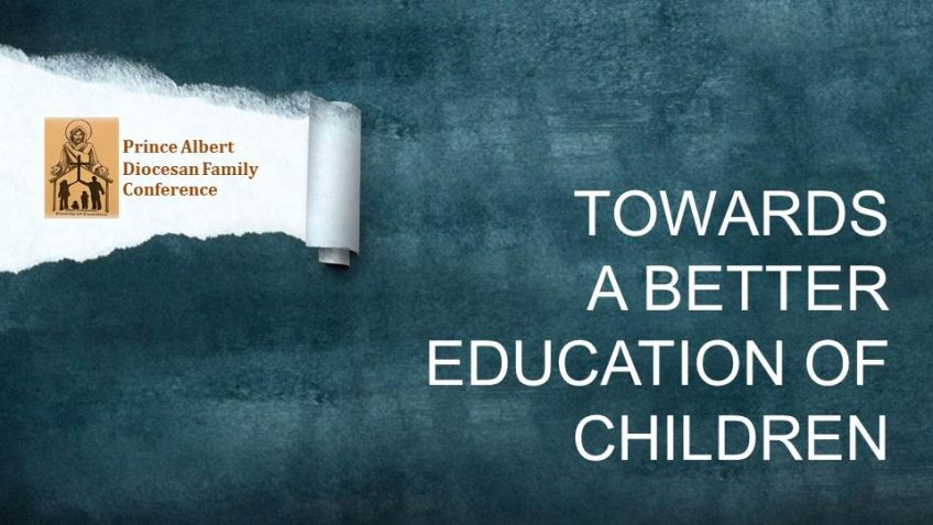 Towards a Better Education of Children